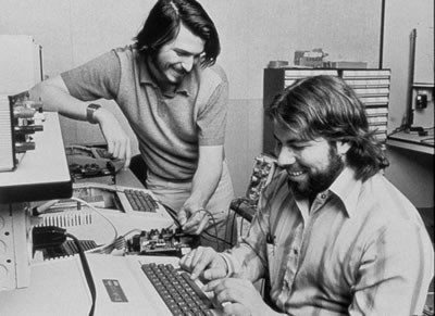 steve jobs wozniak